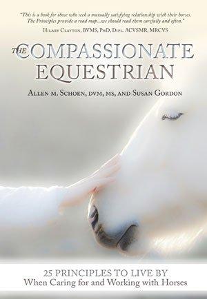 compassionate equestrian book cover