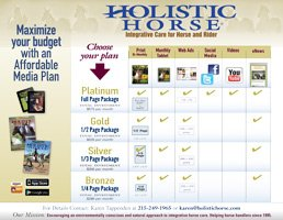 Bundle packages with Holistic Horse