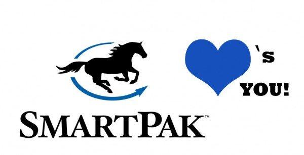 SmartPak Loves Logo