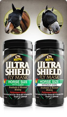 Absorbine's Fly Mask