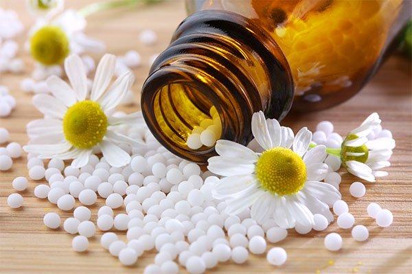Homeopathy camamile