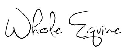 Whole Equine logo