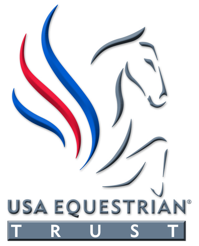 USA Equestriantrust logo