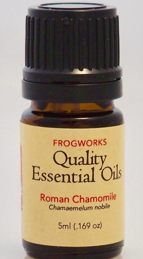 essential oil Roman Chamomile