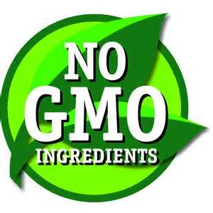No GMO Ingredients