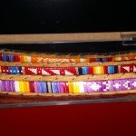 beaded browband